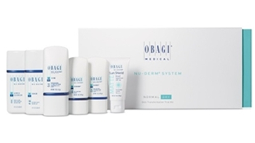 Rx Obagi Nu-Derm Normal to Dry Travel Kit