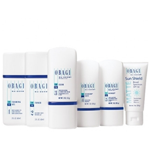 Rx Obagi Nu-Derm Normal to Oily Travel Kit